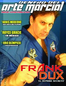 """Frank Dux tells Artvoice, """"Real fighting is about testing the skills you developed, which is what the no holds barred fighting was really for: to test your skills, see what worked and what didn't. Sometimes it didn't work. I've seen men die there on the platform. As for myself, I became a knockout king. I learned fast that one well placed punch is all you need."""""""
