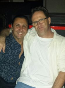 Joey Marcella and his husband Mike Slyder