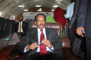 """Mohamed Abdullahi Mohamed, whose popular nickname is """"Farmajo' (Italian for cheese, from the imperial days of the Italian Somaliland) is president largely in name only since he the government he leads is not a functioning government and controls only small slices of territory. Somalia's central government collapsed in 1991, and has not had direct elections since 1969. Mohamed was not elected directly by a vote of the Somalian people but by a vote of the 329 members of Parliament, an election which took place at the heavily guarded airport complex in the capital, Mogadishu, as the rest of the country was considered too dangerous to hold elections. There were initially 20 candidates for president. Sixteen had dual citizenship - nine held US passports, four UK passports and three Canadian passports. Unconfirmed reports said votes were being sold for up to $30,000 in a country heavily funded by foreign donors, and where most people living in the country are extremely poor. Mohamed won in the second round of voting over the runner-up, incumbent president Hassan Sheikh Mohamud."""